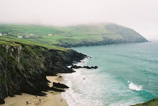 The Slea Head coast, Dingle Peninsula