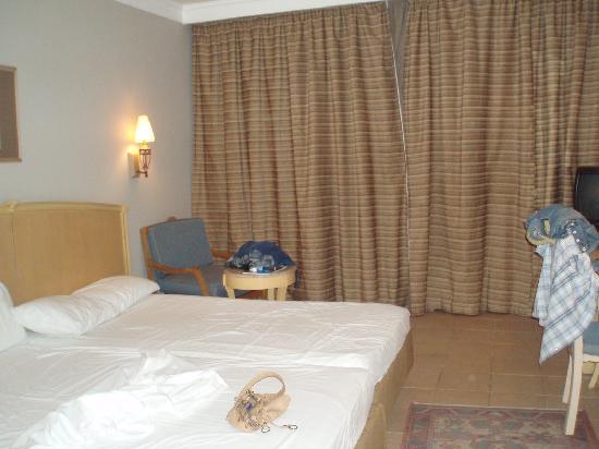 Concorde El Salam Front Hotel: la camera