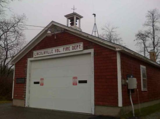 Lincolnville's tiny Fire Department