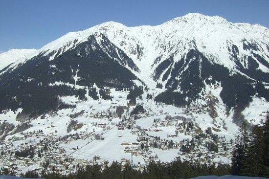 เดวอส, สวิตเซอร์แลนด์: Klosters...unreal.