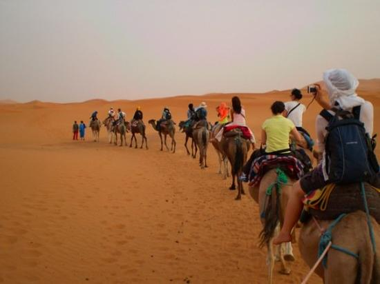 Merzouga Photo