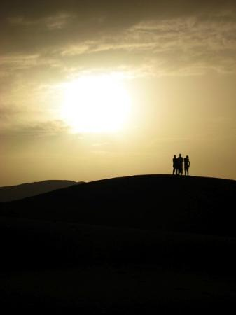 Merzouga, Marokko: Sahara Sunrise