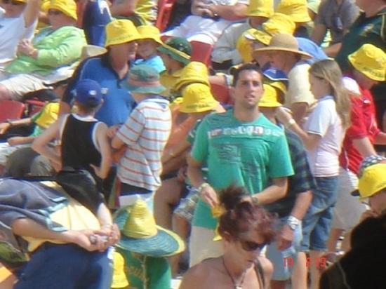 คูลังกัตตา, ออสเตรเลีย: Cricket