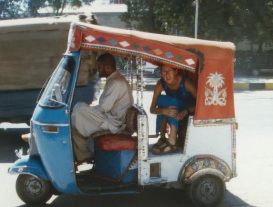 Rawalpindi, Pakistan: Lahore Pakistan 1999