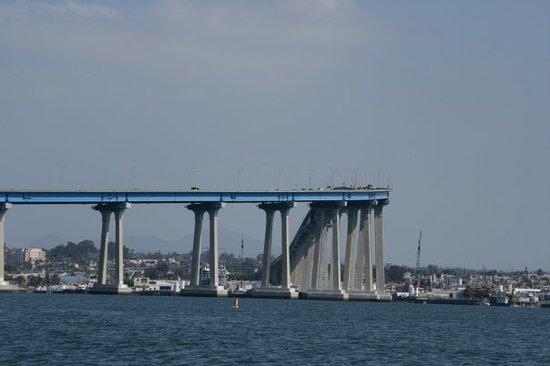 كورونادو, كاليفورنيا: Coronado Bridge