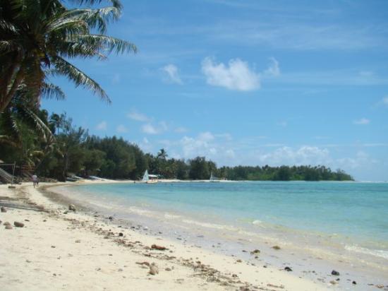 Rarotonga, Cook Islands: Muri beach