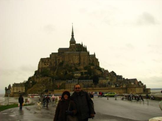 แรนส์, ฝรั่งเศส: Mont St. Michel (France)