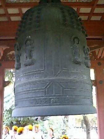 ชินากาวา, ญี่ปุ่น: La mithyque cloche de Shinagawa