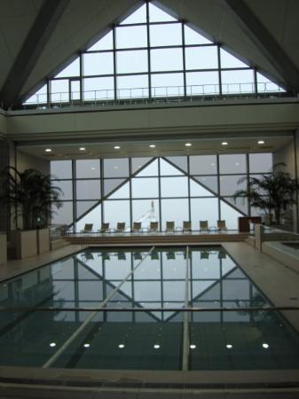Park Hyatt Tokyo : Piscina al 51esimo piano...