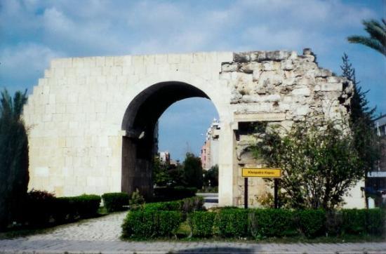 อาดานา, ตุรกี: An arch, Turkey