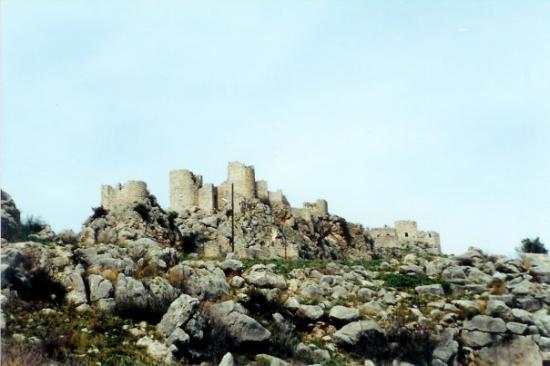 อาดานา, ตุรกี: Snake Castle, Turkey