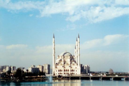 อาดานา, ตุรกี: Largest Mosque in Turkey