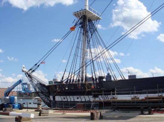 USS Constitution Museum ภาพถ่าย