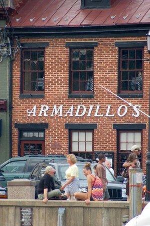 Armadillo's