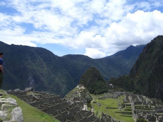 มาจูปิจู: Macchu Picchu in Peru One of the 7 wonders of the world