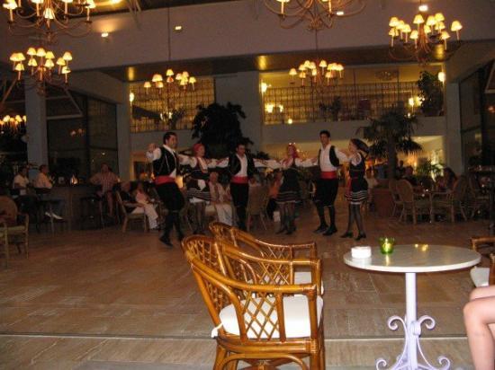 Beach - Picture of Dionysos Hotel, Rhodes - Tripadvisor