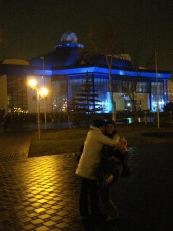 Tyumen, รัสเซีย: circus!!!