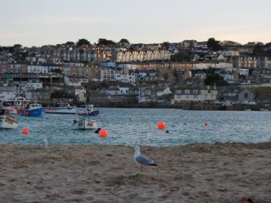 Hayle, UK: St Ives, UK