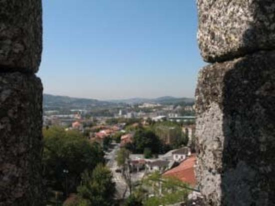 Guimaraes, โปรตุเกส: What a view