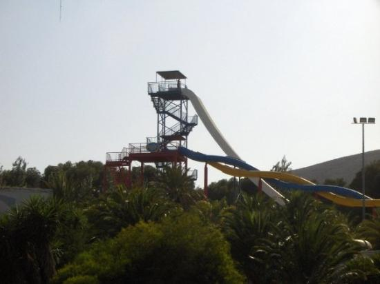 Aqualand Torremolinos : i can't believe i survived both...