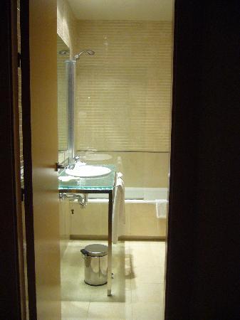 Hotel Feria: Baño