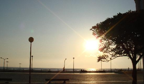 Hotel Costa de Prata 2: Coucher de soleil à Figueira Da Foz
