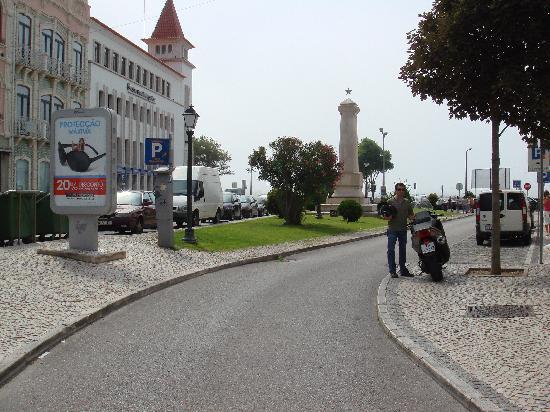 Hotel Costa de Prata 2: Centre ville