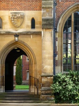 Clare College Photo