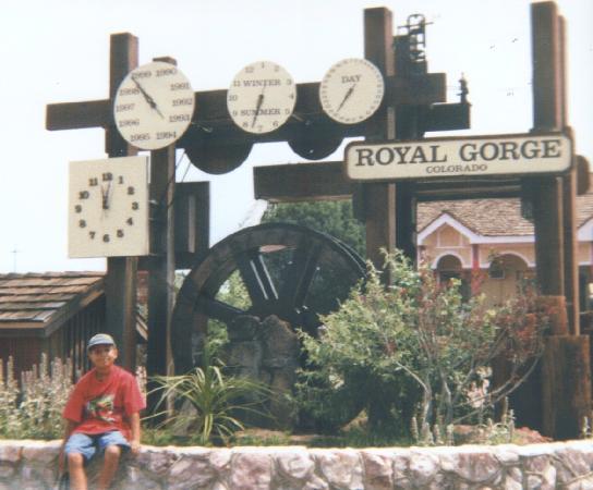 Royal Gorge Bridge and Park: Royal Gorge, Colorado