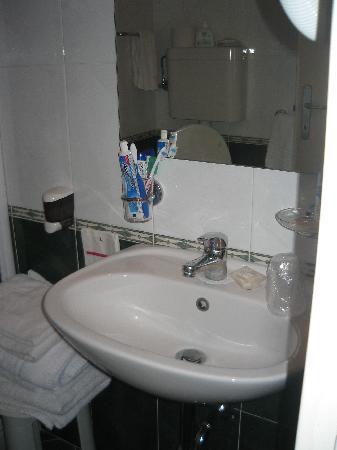 Valverde, إيطاليا: il bagno