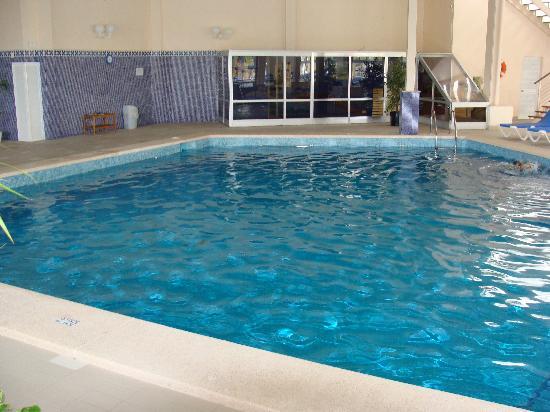 S'illot, Spanyol: piscine de l'hotel