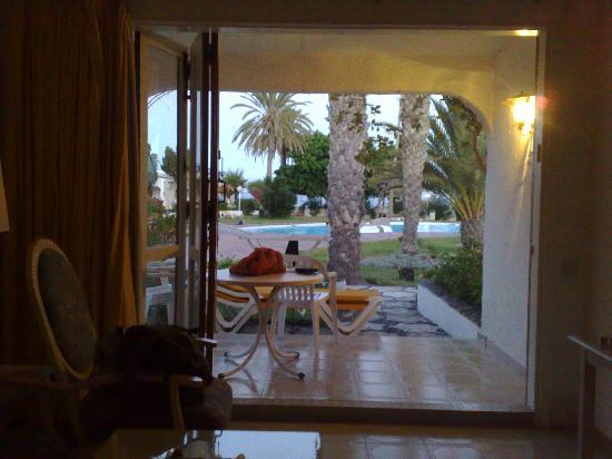 Sahara Beach Club: from the inside
