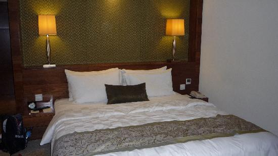 Aryaduta Medan: room