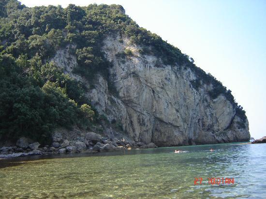 Mayor La Grotta Verde Grand Resort: stuning location