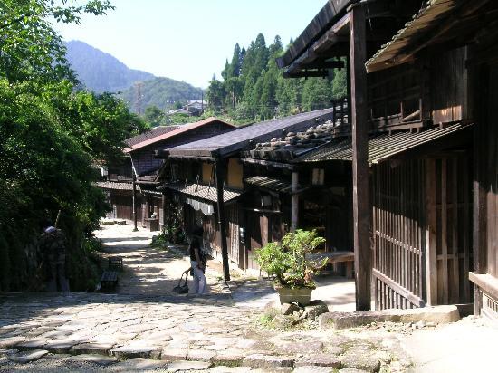 Ryokan Fujioto : Tsumago