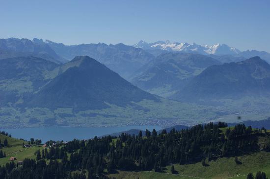 Rigi views