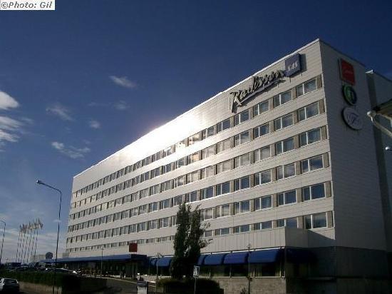 Radisson Blu Hotel, Oulu : Radisson Blu