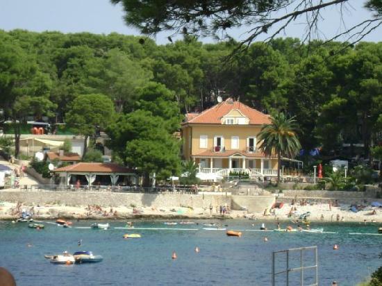 Villa Kredo: hotel