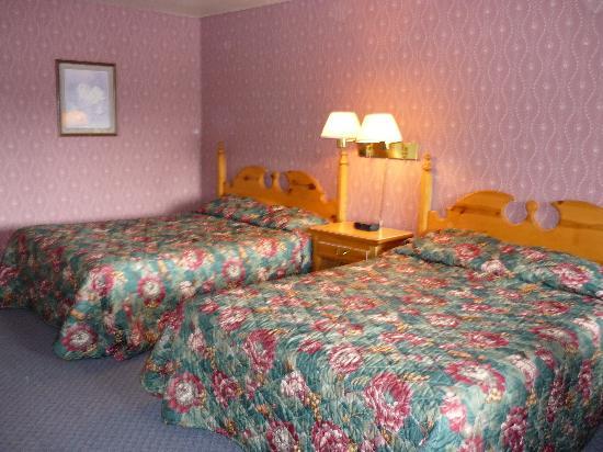 Stewart Lodge: Room