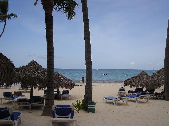 Meliá Caribe Tropical: Beach