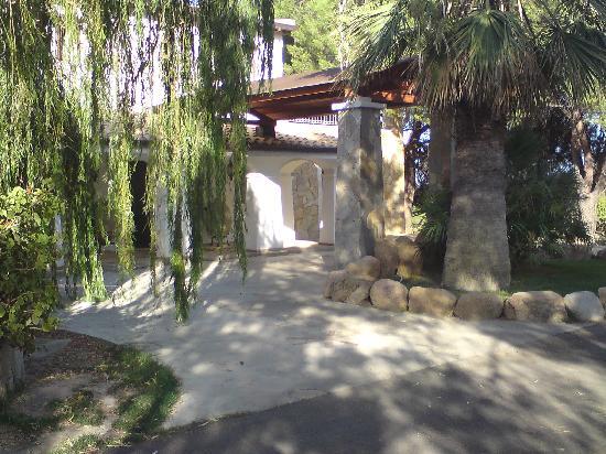 Villa del Borgo Relais: house