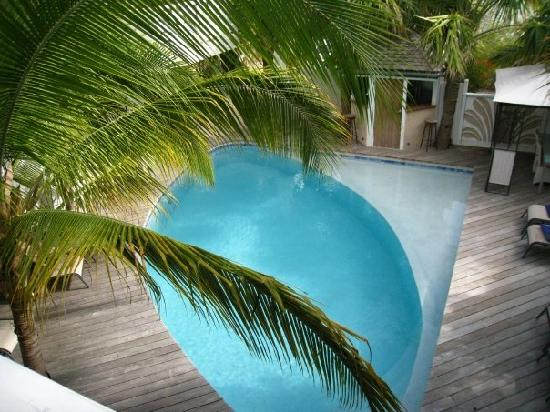 Grand Cul-de-Sac, St. Barthelemy: Pool
