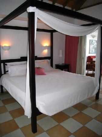 Grand Cul-de-Sac, São Bartolomeu: Bedroom