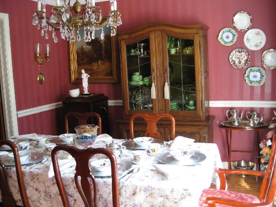 Britaly Bed and Breakfast: The best breakfasts!