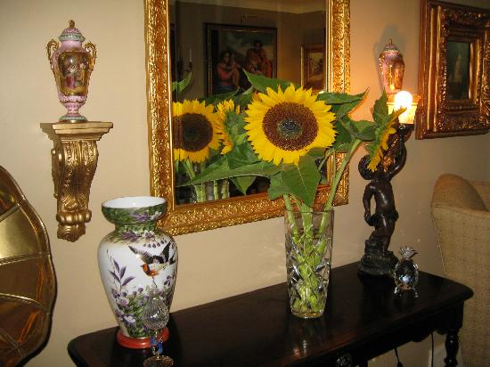 Britaly Bed and Breakfast: Sunflowers