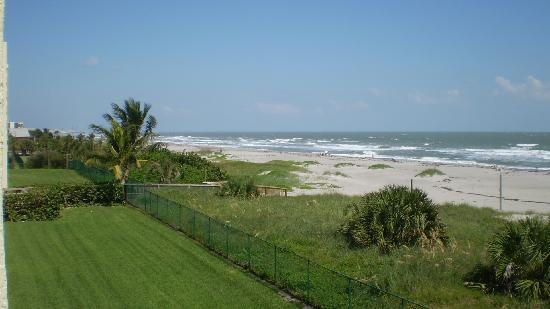 Ocean Landings Resort: Property divide - Ocean Landings Oceanfront