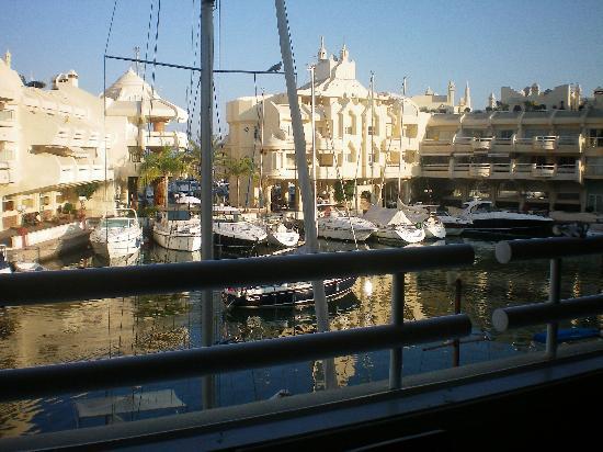 Vista de Rey : View from the restaurant