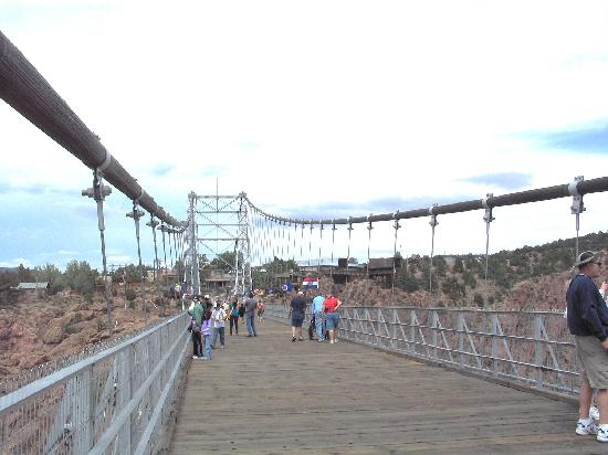 Royal Gorge Bridge and Park: Not scary at all