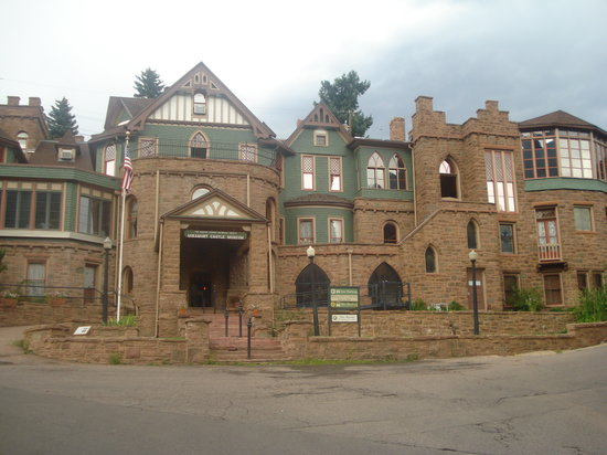 Manitou Springs, CO: Miramont Castle
