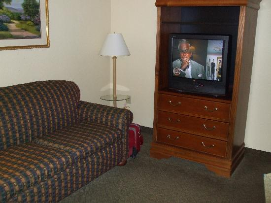 Country Inn & Suites By Carlson, Newark : Living Room